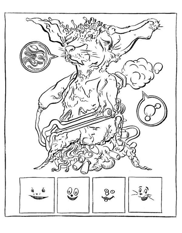 Daniel Goffin for Color Ink Book