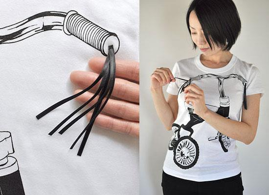 The Tricycle Shirt by Mrs. Noto