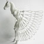 Horse Marionette by Michaella Janse Van Vuuren