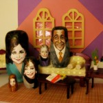 pop culture nesting dolls: Designing Women