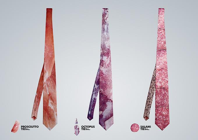 3 Meat Ties © Anton Repponen