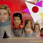 pop culture nesting dolls: Saved by the Bell