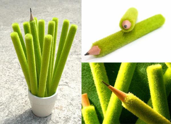 Mossy Pencils