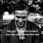 Handmade Ryan Gosling Tumblr
