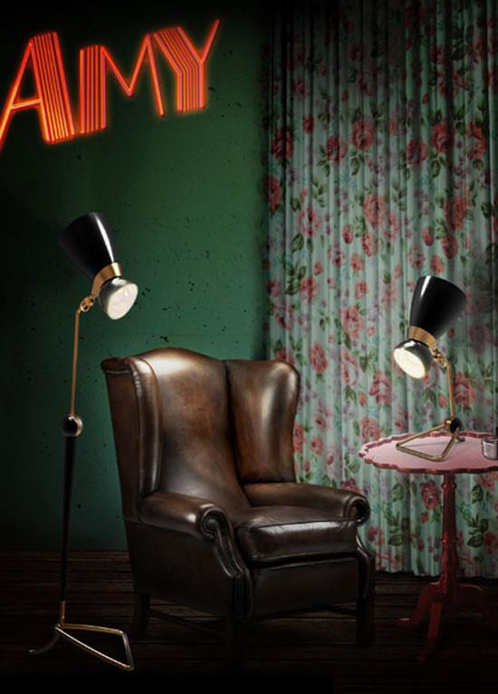 The Amy Winehouse Lamp by Delightfull