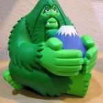 Fujisan resin by Bigfoot x Dragatomi