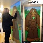 Dragatomi's new door by Bigfoot