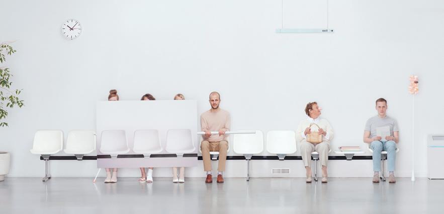 Waiting Room Survival Guide by Philip Lüschen