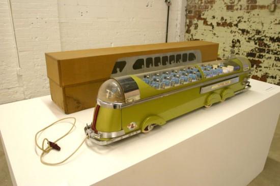 Impending Future Bus © Randy Regier