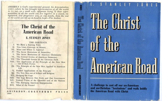 Christ of the American Road (process) © Randy Regier
