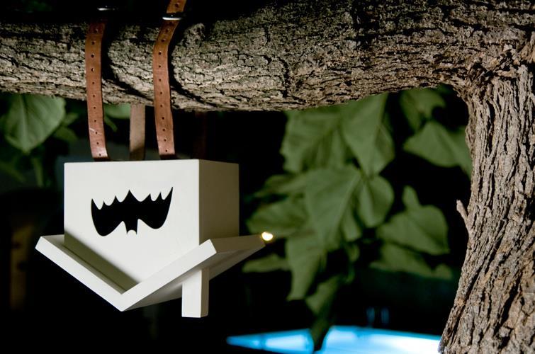 Bat House by Estudio Estres