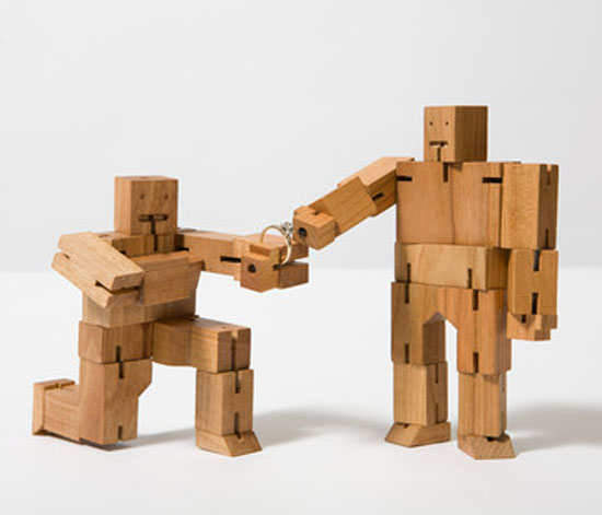 Cubebots for Marriage Equality