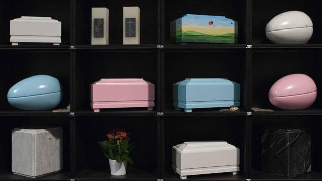Devota children's coffins