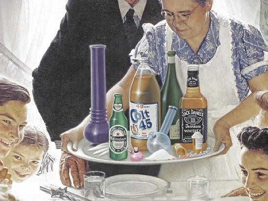 Freedom From Stress by Robert Brandenburg and Norman Rockwell