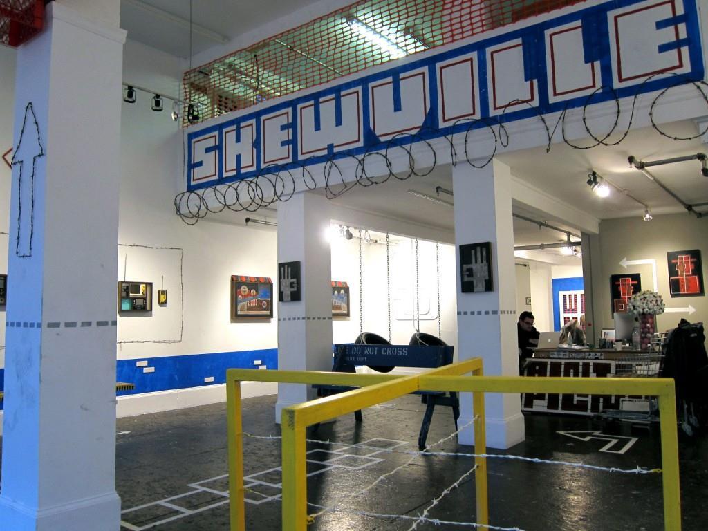 Skewville's Playground Tactics at White Walls