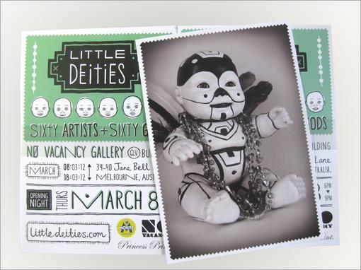 Little Deities Exhibition