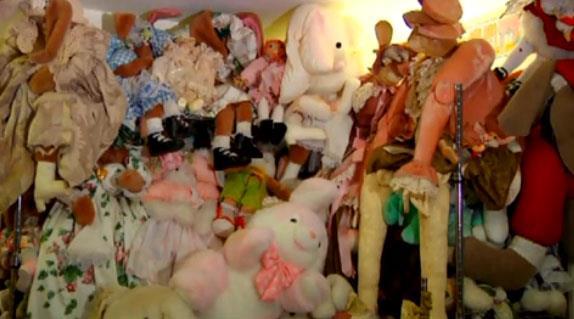 The Bunny Museum in Pasadena