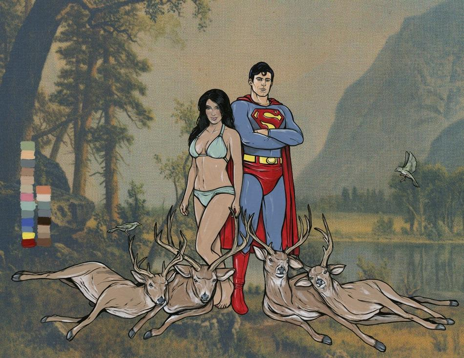 Superman & Kim