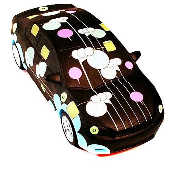 Dalek x Scion art car