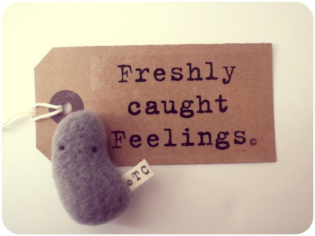 Worry Plush by Taylored Curiosities