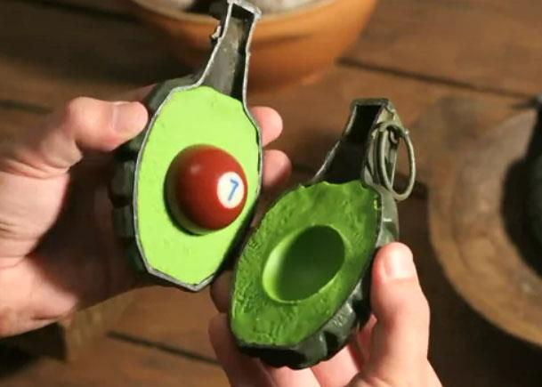 Guacamole Grenades
