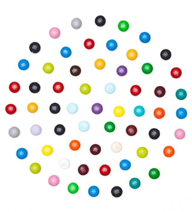 Damien Hirst Dots or Henry Hargreaves homage?