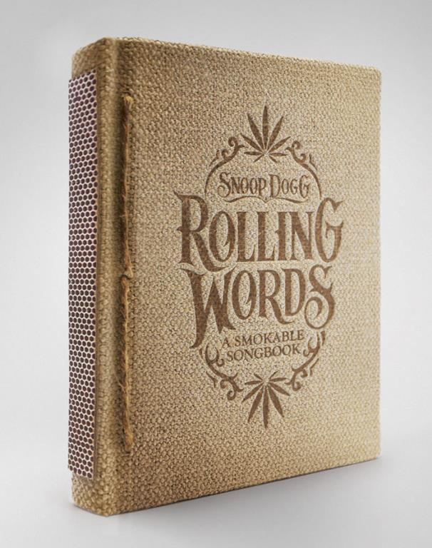 Snoop Dogg's Rolling Words Book