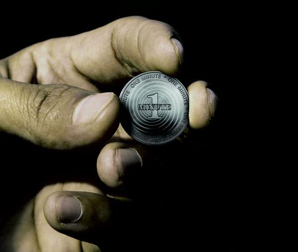 Vladislav Novikov-Barkovsky: Time is Money