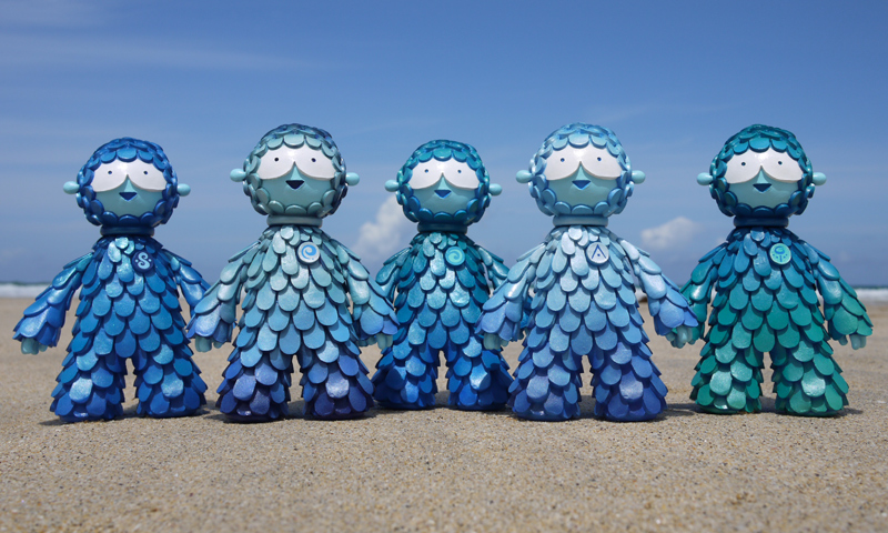Ocean Guardians by Miss Muju