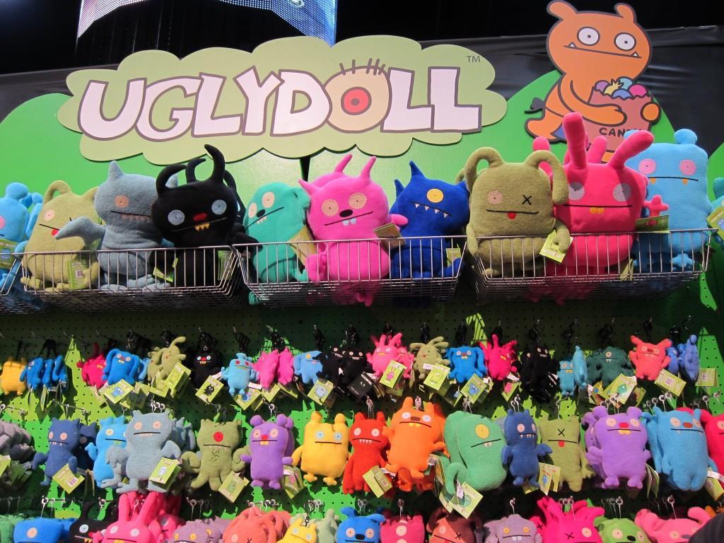 Uglydolls at Comic-Con 2012