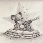 Bob Dob's Mouseketeer Fox