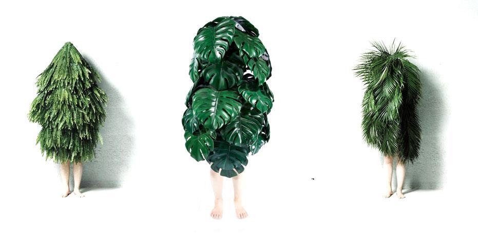 Leaf Man by Makoto Azuma