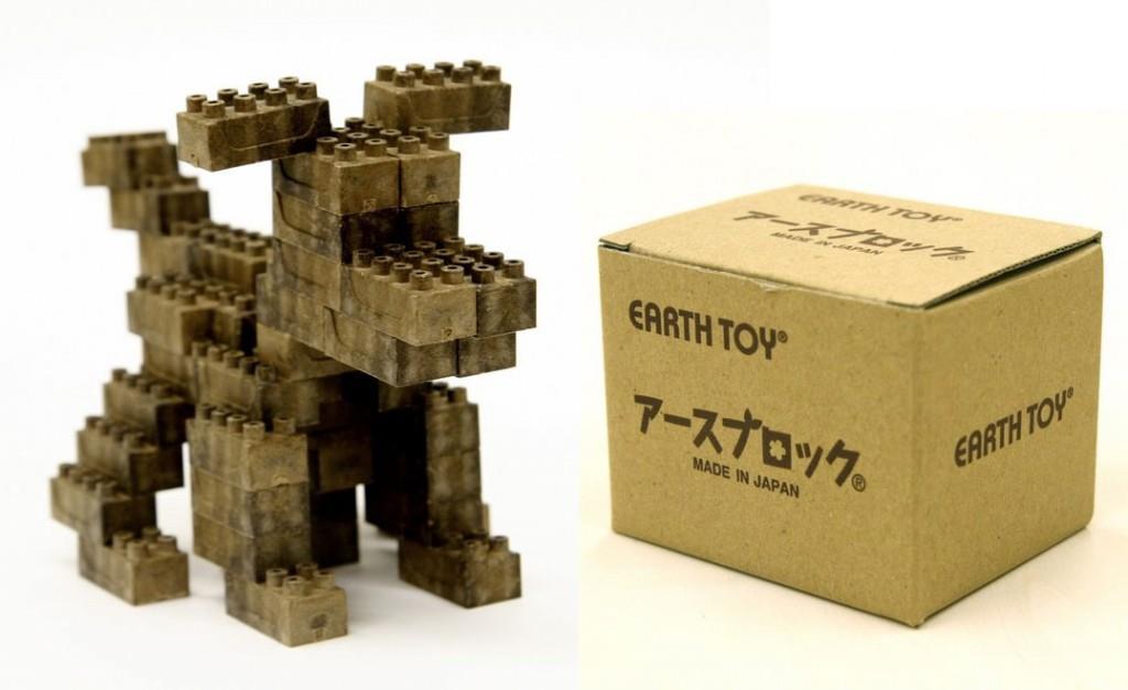 eco-friendly building blocks