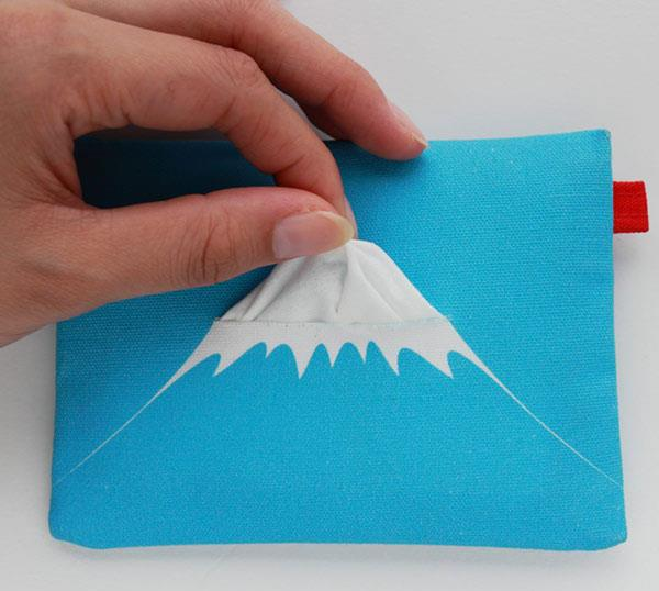 Mount Fuji Tissues