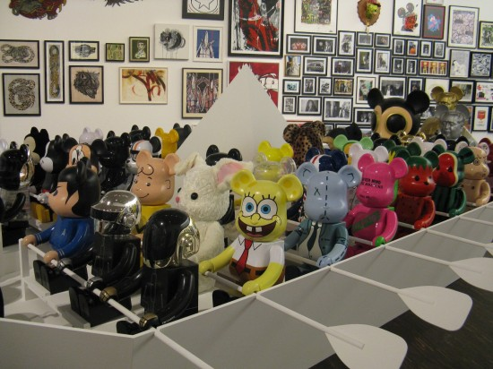 The Selim Varol Toy Art Collection, Berlin 2012