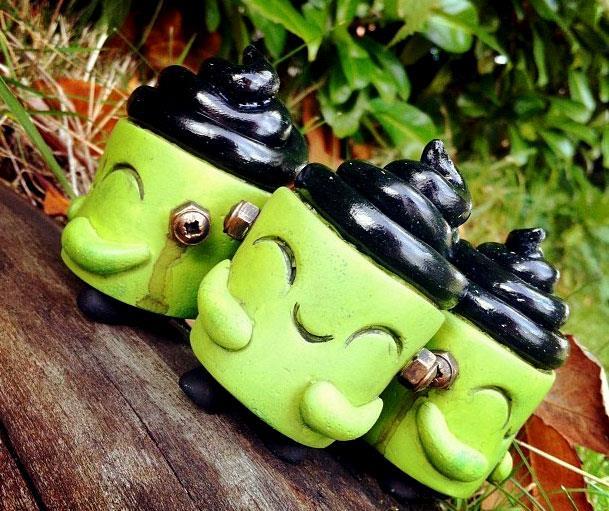 DeeDee Frankenstein by Umetoys
