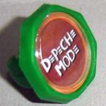 Depeche Mode toy rings