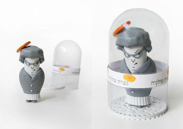 Jewish Mother designer toy by Elinor Portnoy