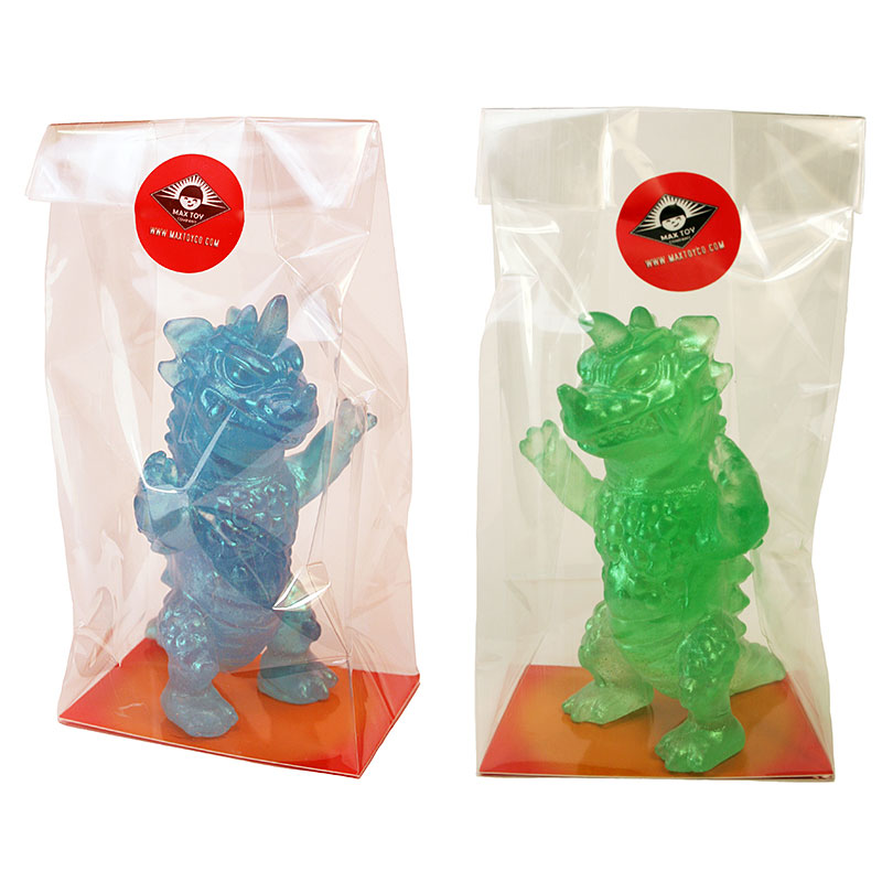 Kaiju soap by Max Toy Co x The Charming Frog