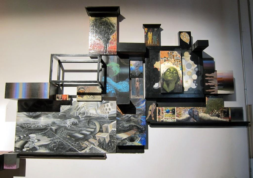 Organic Updates: a solo exhibition by David Choong Lee