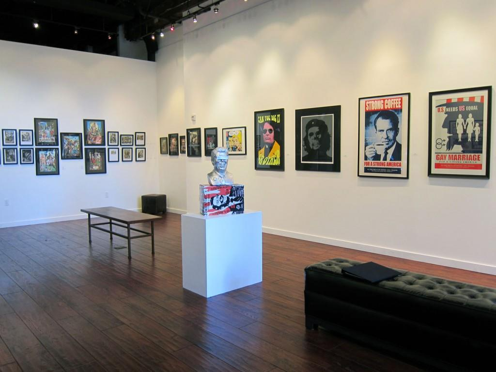 Seditions: Winston Smith and Frank Kozik at Varnish Fine Art