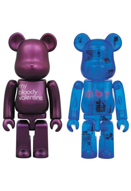 My Bloody Valentine Be@rbricks